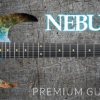 Nebular Guitar Wrap Skin