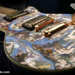Sistine Chapel Guitar Wrap Skin