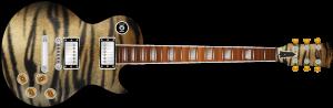 Tiger Print Guitar Wrap Skin