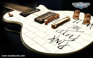 Wall Guitar Wrap Skin