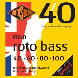 Rotosound Roto Bass RB40
