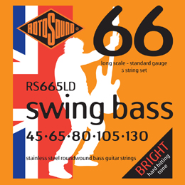 Rotosound Swing Bass RS665LD