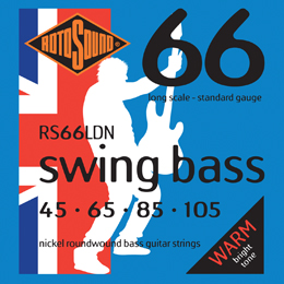 Rotosound Swing Bass RS66LDN