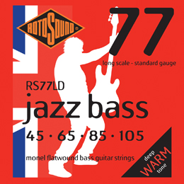 Rotosound Jazz Bass RS77LD