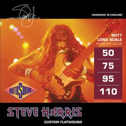 Rotosound Steve Harris Signature Set SH77
