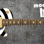 Modern Bull Guitar Wrap Skin