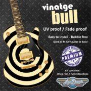 Axe Decals Premium Guitar Skins Decals Stickers Uk